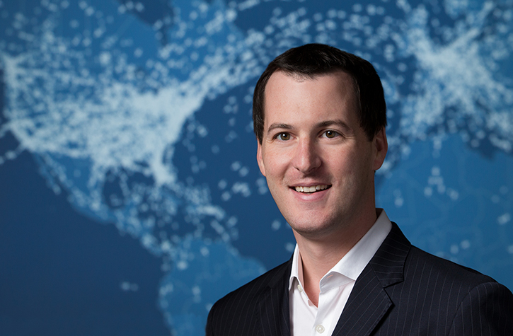 Daniel Baker, FlightAware Chief Executive Officer