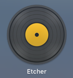 Etcher Icon