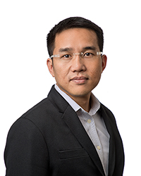Theng Hui, Low 刘庭辉, Director, Asia Pacific, FlightAware