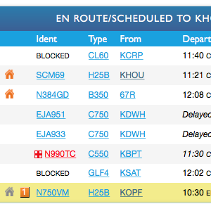 Customer Service Notification