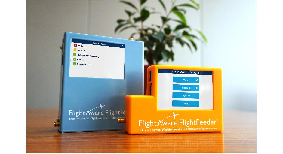 FlightFeeder landing